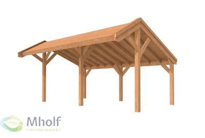 Hillhout-Kapschuur-Premium-500x260cm-Standaard