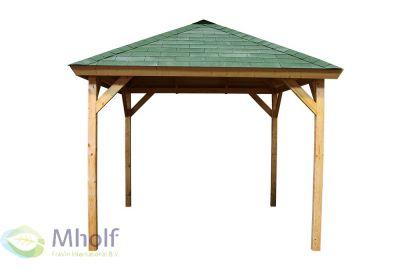 Woodvision-Prieel-Ibis-Vierkant-Standaard