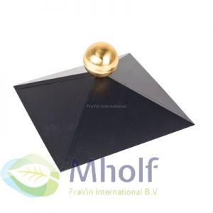 Vierkante afdekkap | Mholf.nl