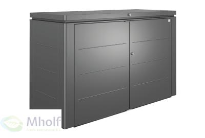 Biohort HighBoard 200 Donkergrijs Metallic
