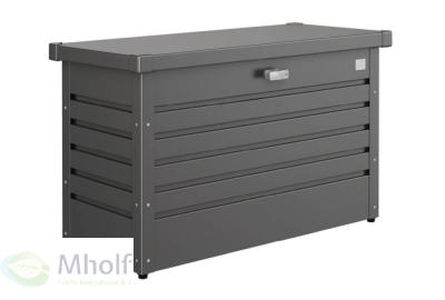 Biohort HobbyBox 100 Donkergrijs Metallic