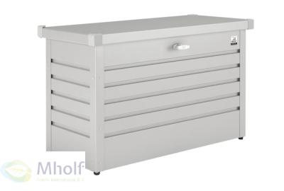 Biohort HobbyBox 100 Zilver Metallic