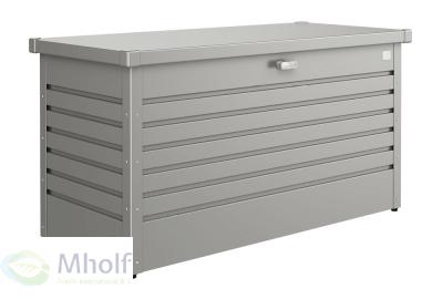 Biohort HobbyBox 130 Kwartsgrijs Metallic
