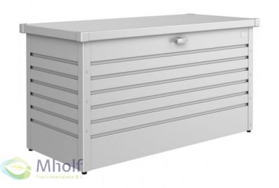 biohort-hobbybox-130-zilver-metallic