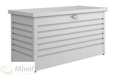 Biohort HobbyBox 130 Zilver Metallic