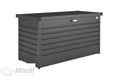 Biohort HobbyBox 160 Donkergrijs Metallic