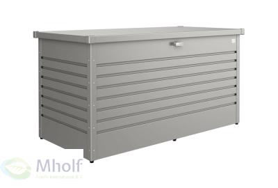 Biohort HobbyBox 160 Kwartsgrijs Metallic