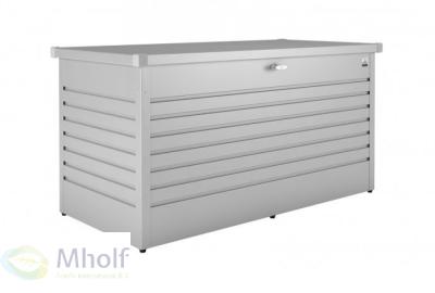 Biohort HobbyBox 160 Zilver Metallic