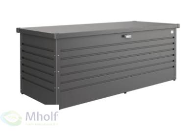 Biohort HobbyBox 180 Donkergrijs metallic