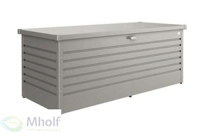 Biohort HobbyBox 180 kwartsgrijs metallic