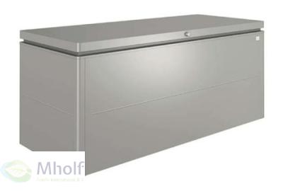 Biohort LoungeBox 200 Kwartsgrijs Metallic