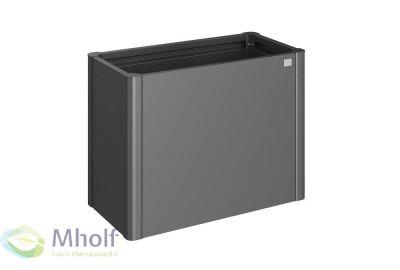 Biohort-moestuinbox-1x0.5-Donkergrijs