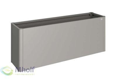 Biohort-moestuinbox-2x0.5-lichtgrijs