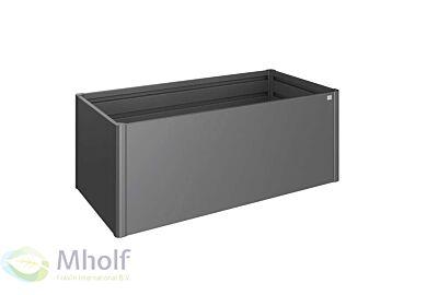 Biohort-moestuinbox-2x1-donkergrijs-1