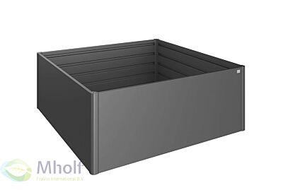 Biohort-moestuinbox-2x2-donkergrijs
