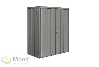 Biohort-tuinkast-gr.150-155x83cm-Kwartsgrijs
