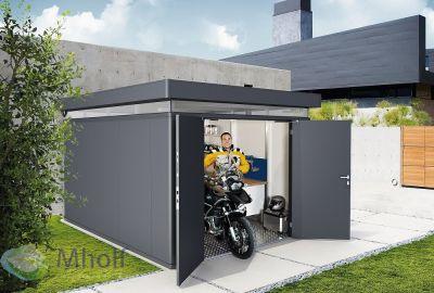 Biohort Casanova Motorrad-Garage