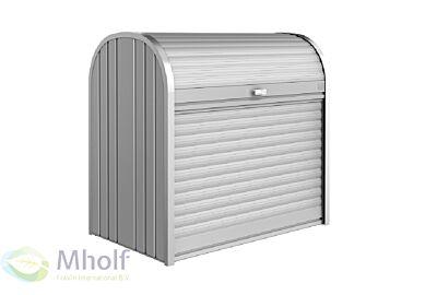 Biohort Storemax 120 Zilver Metallic