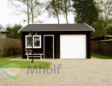 Lugarde garage Birmingham 500x600cm 44mm
