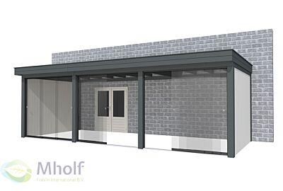 Hillhout Buitenverblijf aan huis Premium 743x307cm