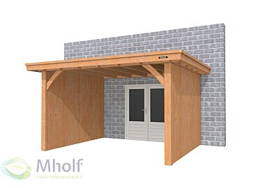 Hillhout buitenverblijf aan huis Excellent - 307x357cm