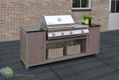 Buitenkeuken Cooker de Luxe (Patton)-min