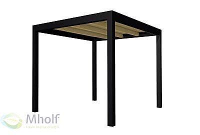 Hillhout Buitenverblijf Allure - 303x253cm