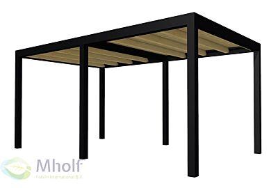 Hillhout Buitenverblijf Allure - 303x392cm