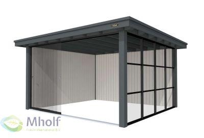 Hillhout_Buitenverblijf_plat_dak_Excellent_Model_3