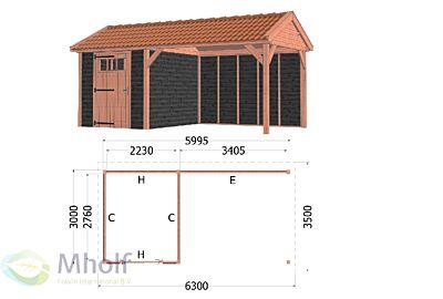 Trendhout Betula L 6300mm (3)