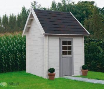 Maatwerk blokhut type Cottage 200