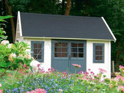 Maatwerk blokhut type Cottage 395