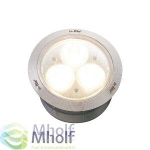 In-lite Flux 60mm LED grondspot | Mholf.nl