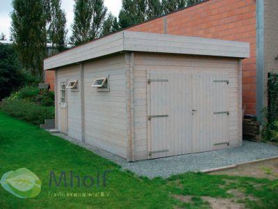 Maatwerk garage Cosmos 485