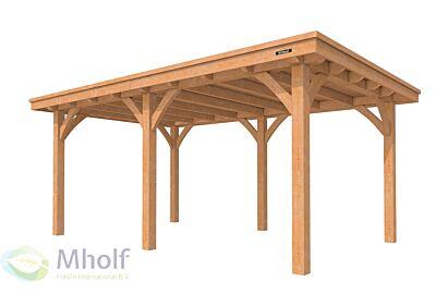 Hillhout-Buitenverblijf-plat-dak-Excellent-210x310-Standaard