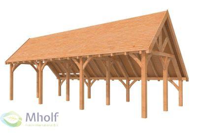 Hillhout-Kapschuur-Excellent-Zadeldak-750x400cm-0