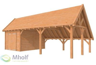 Hillhout-Kapschuur-Excellent-Zadeldak-750x400cm-Model-1