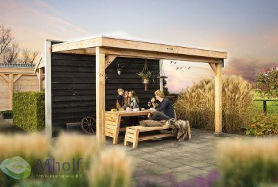 Hillhout-Veranda Excellent gezin