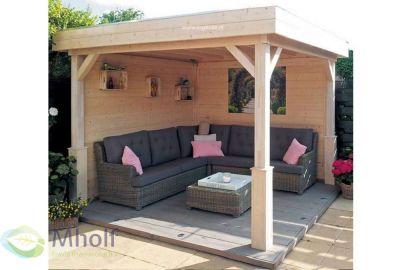 Lugarde-Vrijstaanda veranda-VV2