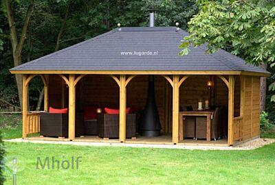 Lugarde-Vrijstaanda veranda's-VV19-2
