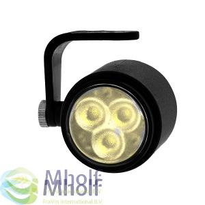 In-lite Mini Scope 12V / 1W LED Wall Spot | Mholf.nl
