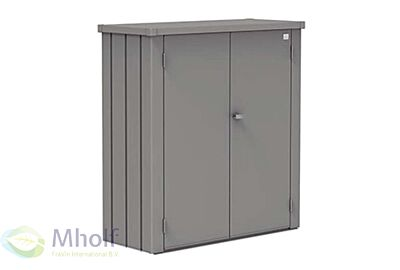 Biohort StoreMax 120 zilvergrijsmetallic