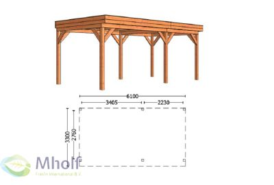 Trendhout Casa L 6100mm (1)