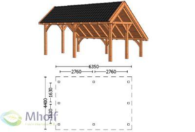 Trendhout De Hoeve XL 6350mm (1)