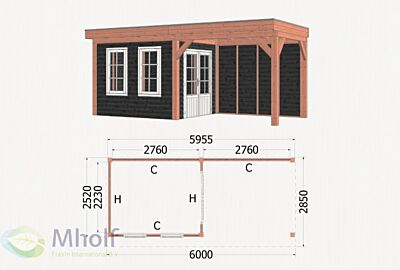 Trendhout Refter XL - 4 -600x285