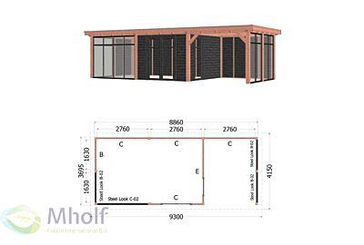Trendhout siena 10- 9300x4150 Mholf.nl