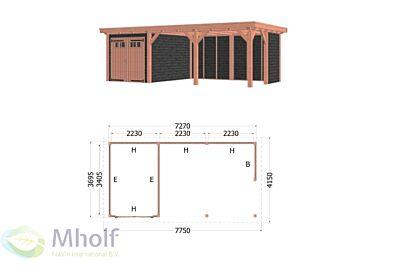 Trendhout siena 7- 7750x4150 Mholf.nl