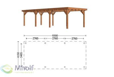 Trendhout Siena 9300mm (1)