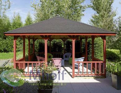 Lugarde veranda Madeira 420x420cm
