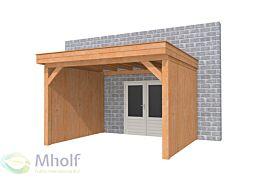 Hillhout Buitenverblijf aan huis Premium 307x357cm